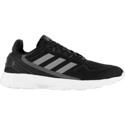 アディダス adidas メンズ スニーカー シューズ・靴 Nebula Zed Trainers Black/Grey/Wht