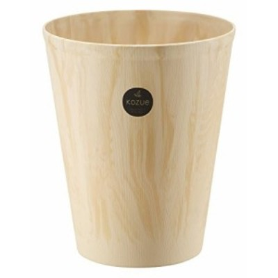 ゴミ箱 コズエカンL 9.5L ベージュ Φ25×30cm リッチェル