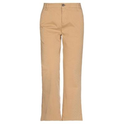 トゥルーニューヨーク TRUE NYC® パンツ キャメル 30 コットン 98% / ポリウレタン 2% パンツ