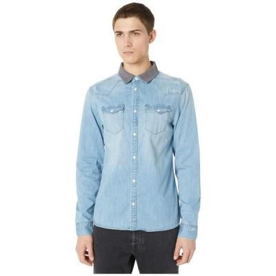 オールセインツ メンズ シャツ トップス Dearne Shirt