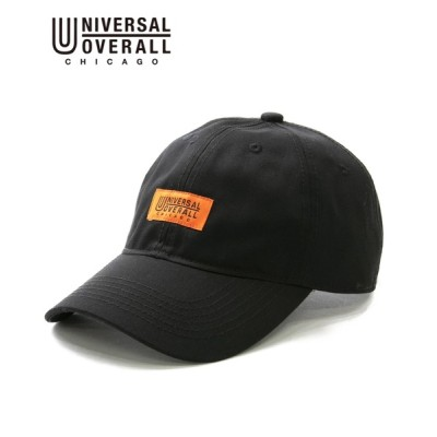 go slow caravan / UNIVERSAL OVERALL/ユニバーサルオーバーオール  CAP MEN 帽子 > キャップ