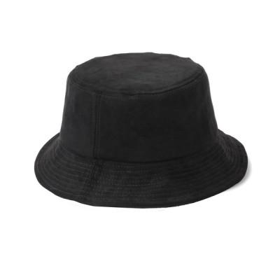 MEN'S BIGI / フェイクスエード バケットハット MEN 帽子 > ハット