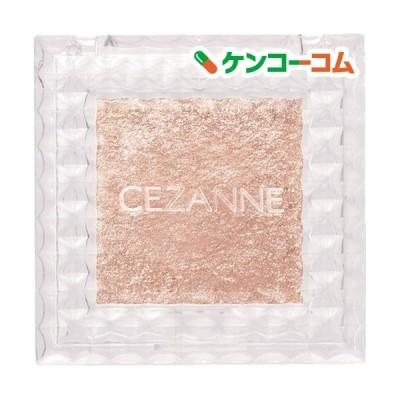 セザンヌ シングルカラーアイシャドウ 04 クリアラメ ( 1.0g )/ セザンヌ(CEZANNE)