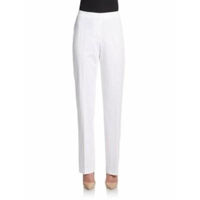ラファイエット148ニューヨーク レディース パンツ Barrow Stretch Cotton Trousers