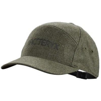アークテリクス メンズ 帽子 アクセサリー Arc'teryx 7 Panel Wool Ball Cap Dracaena Heather