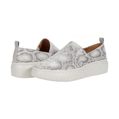 Sofft ソフト レディース 女性用 シューズ 靴 スニーカー 運動靴 Potina - White/Light Grey