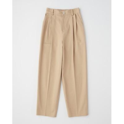 【トラディショナル ウェザーウェア/Traditional Weatherwear】 【UNION WEAR】BACK GATHRED TAPERED PANTS