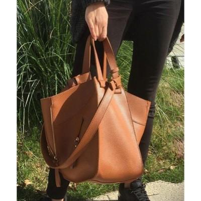 ショルダーバッグ バッグ 【chuclla】3way trapezoid shoulder bag cha80