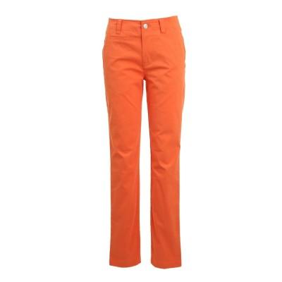 ロサーセンパンツ定番ストレッチチノパンツ 045-74311-035オレンジ