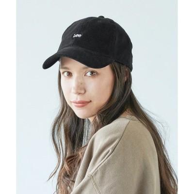 帽子 キャップ 【LEE】LE LOW CAP 16W CORDUROY