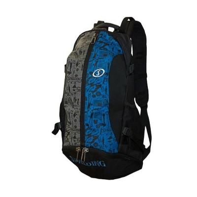 スポルディング (SPALDING) リュック ケイジャー 40-007GB グラフィティ ブルー 32L バスケ アクセサリー バッグ 鞄 リュックサック