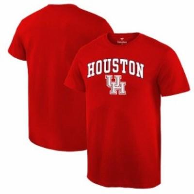 Fanatics Branded ファナティクス ブランド スポーツ用品  Houston Cougars Red Campus T-Shirt