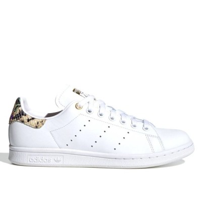 adidas STAN SMITH W アディダス スタンスミス ウィメンズ FTWR WHITE/SCARLET/GOLD METALLIC fv3086