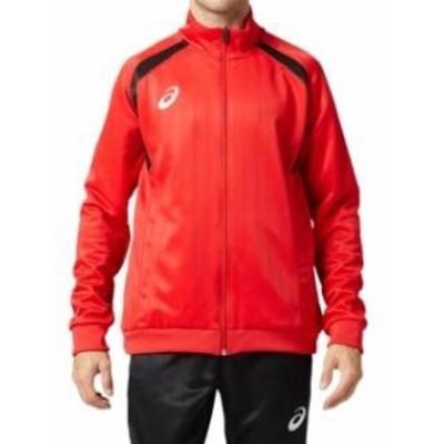 アシックス トレーニングジャケット(2101a075-600)