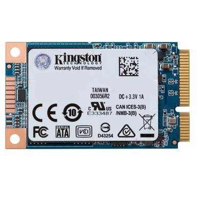 金士頓 Kingston SKC600MS/256G mSATA SKC600 256GB SSD 固態硬碟