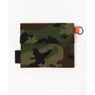 財布 PORTER × B印 YOSHIDA (GS)  / HOLIDAY WALLET CAMO M