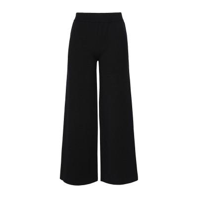 8 by YOOX パンツ ブラック XS ウール 88% / ポリエステル 12% パンツ