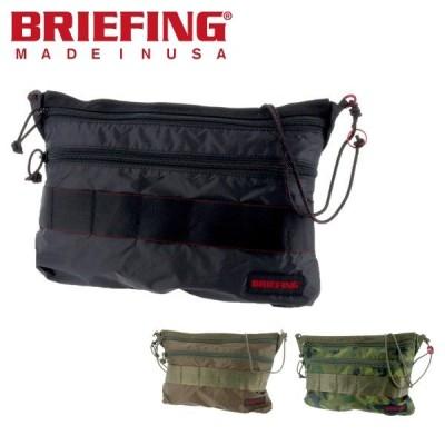 ブリーフィング BRIEFING 正規取扱店 サコッシュバッグ ショルダーバッグ SACOCHE M PACKABLE サコッシュM パッカブル brm181205 メンズ レディース