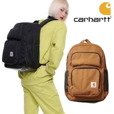 [CARHARTT]Legacy Standard Work Packレガシースタンダードワークバックパックブラック カバン/韓国ファッション レディース メンズ/19032101/19032102