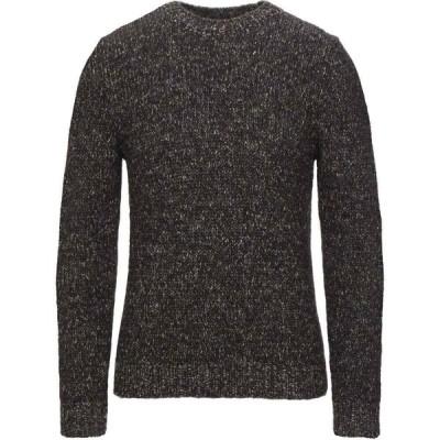 マッシモ ピオンボ MP MASSIMO PIOMBO メンズ ニット・セーター トップス sweater Dark brown