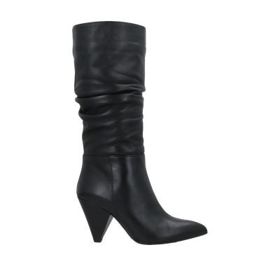 LARA MAY ブーツ ブラック 35 革 ブーツ