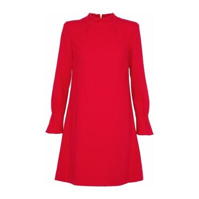 ゴート GOAT ミニワンピース&ドレス レッド 10 ウール 100% ミニワンピース&ドレス