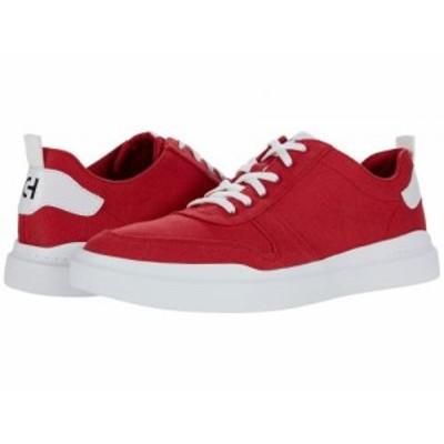 Cole Haan コールハーン メンズ 男性用 シューズ 靴 スニーカー 運動靴 GrandPro Rally Canvas Court Sneaker Tango Red【送料無料】