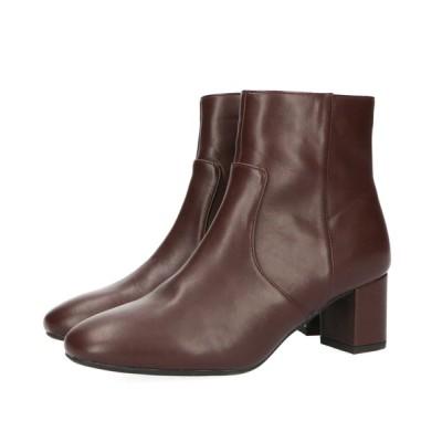 ORiental TRaffic / スクエアトゥ切替ミドルブーツ/1415 WOMEN シューズ > ブーツ