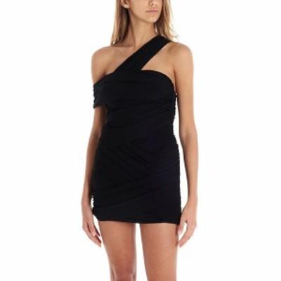 ALEXANDRE VAUTHIER/アレクサンドル ボーティエ Black   Off-shoulder dress レディース 春夏2020 201DR1223BLACK ju