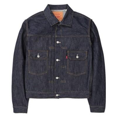 リーバイス Gジャン ジャケット メンズ LEVI'S 1953モデル TYPE2 14.2oz リジッド