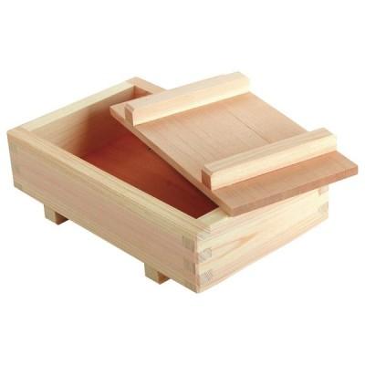 押し寿司 型 型枠 押し寿司器 押寿司器 箱寿司器 特大 82512 ひのき 木枠 木製 ひな祭り 雛祭り 寿司 バッテラ 型 ちらし寿司 花見 おせち 正月 寿司 パーティー