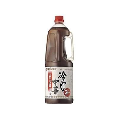 ミツカン 冷やし中華のつゆ ごましょうゆ味 1.8L