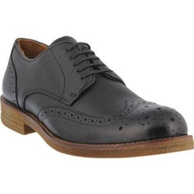 スプリングステップ Spring Step メンズ 革靴・ビジネスシューズ ウイングチップ シューズ・靴 Benjamin Wing Tip Black
