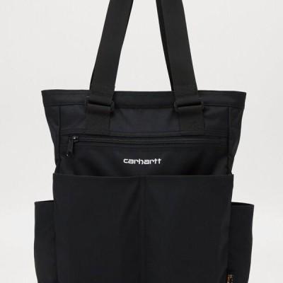 カーハート メンズ ショッピングバッグ PAYTON KIT BAG - Tote bag - black / white