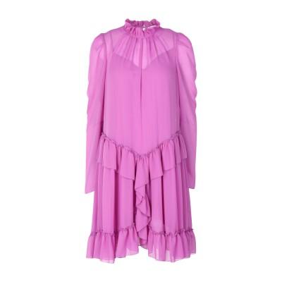 シーバイクロエ SEE BY CHLOÉ ミニワンピース&ドレス ライトパープル 34 ポリエステル 100% ミニワンピース&ドレス