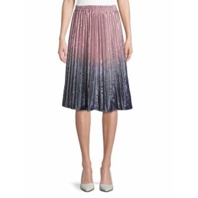 オートルージュ レディース スカート Pleated Midi Skirt