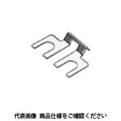 IDECIDEC(アイデック) 渡り金具 OCJ-1PN10 1セット(100個:10個入×10セット)(直送品)