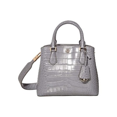 customerAuth Robinson Embossed Small Triple-Compartment Tote レディース ハンドバッグ かばん Zinc