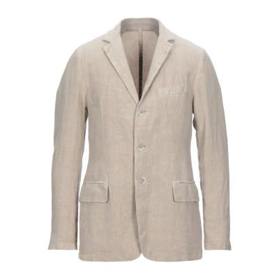 120% テーラードジャケット ベージュ M リネン 100% テーラードジャケット