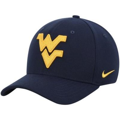 ユニセックス スポーツリーグ アメリカ大学スポーツ West Virginia Mountaineers Nike Big Classic Logo 99 Swoosh Performance Flex H