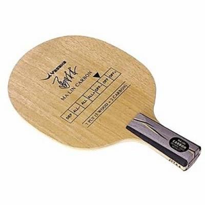 【送料無料】 ノルディスク 卓球 卓球ラケット マリンカーボンチュウゴクシキ YM6