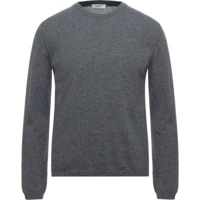 クロスリー CROSSLEY メンズ ニット・セーター トップス Sweater Grey