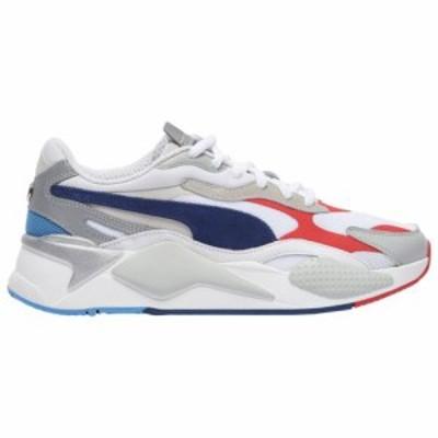 (取寄)プーマ メンズ シューズ プーマ RS-X3  Men's Shoes PUMA RS-X3  White Grey Violet Marina
