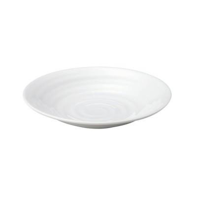 大皿 和食器 / 渚 リップル8.5皿 寸法: D-25.7 H-4.5cm