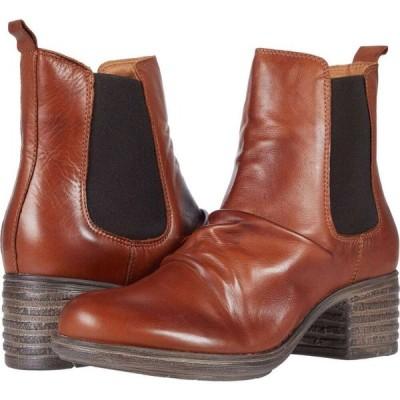 ミズムーズ Miz Mooz レディース ブーツ シューズ・靴 Ginger Brandy