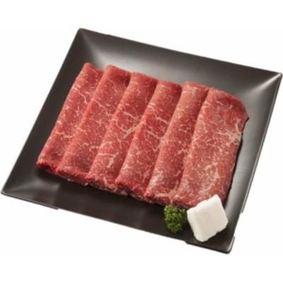 【冬の味覚:北海道直送】 大金畜産十勝清水産 ひとまい牛ももすき焼用 360g
