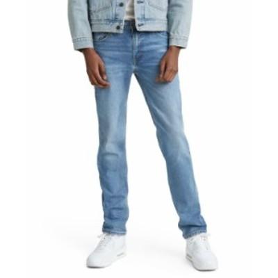 リーバイス メンズ デニムパンツ ボトムス Men's 511 Slim All Season Tech Jeans Kota Kupang