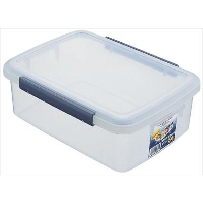 ロック式 キッチンボックス F-30 クリア 4974908753206 アスベル 保存容器 食材 乾燥しにくい キッチン用品