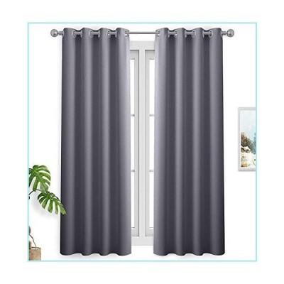 新品YUDSUD Blackout Curtains Panels for Bedroom Room Darkening Curtain Panels for Living Room Thermal Insulated Draperies/Drapes for Windo