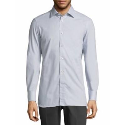 エルメネジルドゼニア Men Clothing Dress Shirt